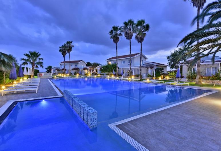 Mon Repos Design Hotel, Айя-Напа, Бассейн
