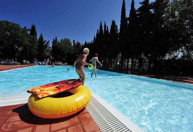 Hotel Foresteria Volterra, Вольтерра, Детский бассейн