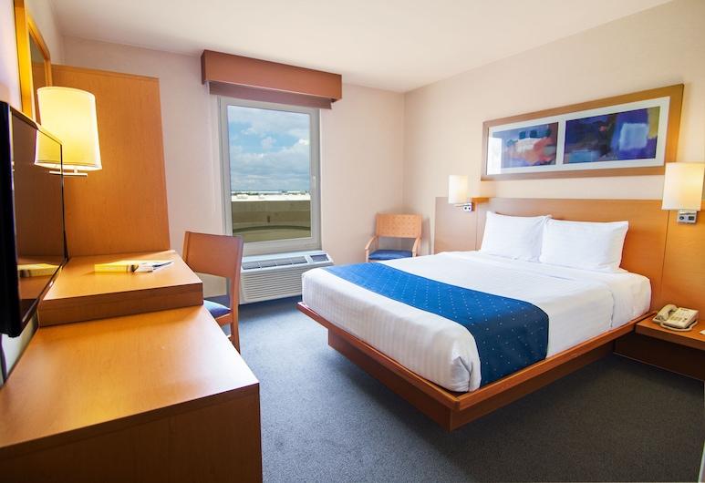 達波蘇迪安城市快捷飯店, 提波特左特蘭, 標準客房, 1 張加大雙人床, 客房
