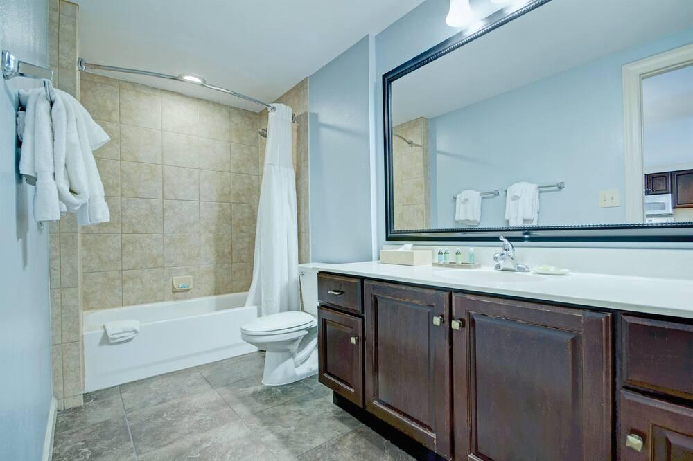 標準公寓客房, 2 間臥室, 非吸煙房 - 浴室