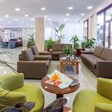 Sitzecke in der Lobby