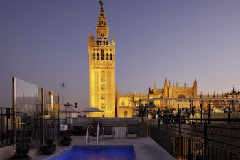 Bild vom EME Catedral Hotel in Sevilla