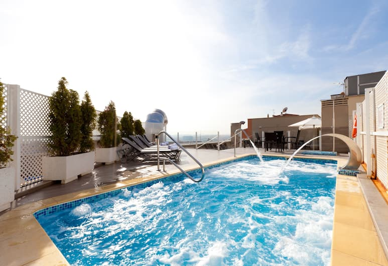 Hotel Ganivet, Madrid, Pool