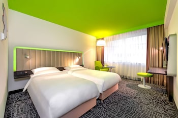 A(z) Park Inn by Radisson Nuremberg hotel fényképe itt: Nuremberg