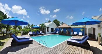 Praslin Adası bölgesindeki Villas De Mer resmi