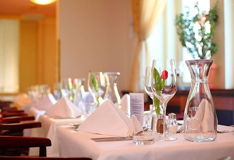 Hotel U Divadla, Prag, Frühstücksbereich
