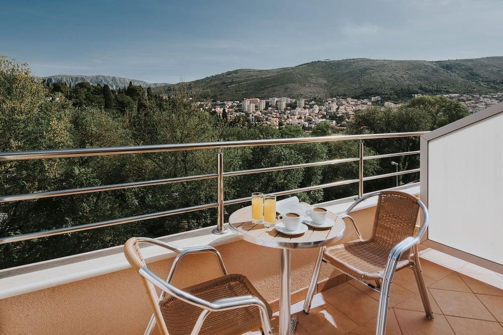 Superior Double or Twin Room, Balcony - Pemandangan Balkoni