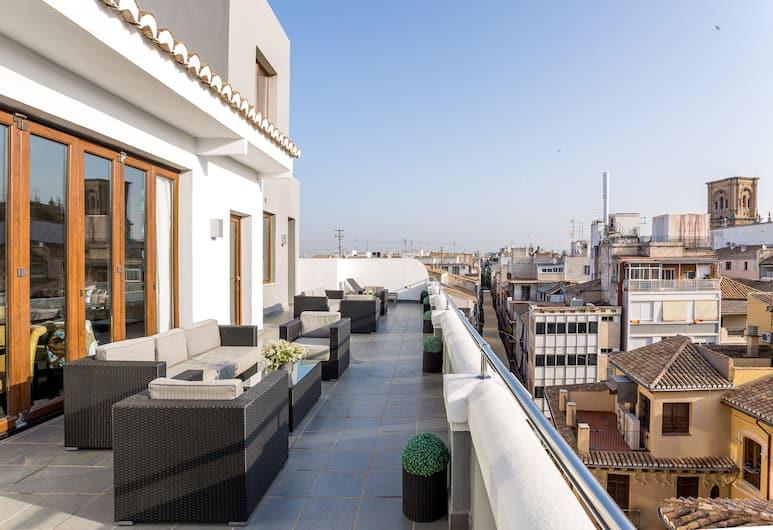 Room Mate Leo Hotel, Granada, Terrace/Patio
