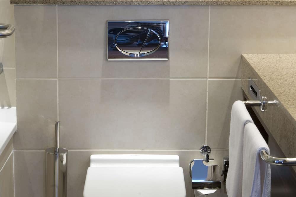 Suite, Raucher (Feature) - Badezimmer