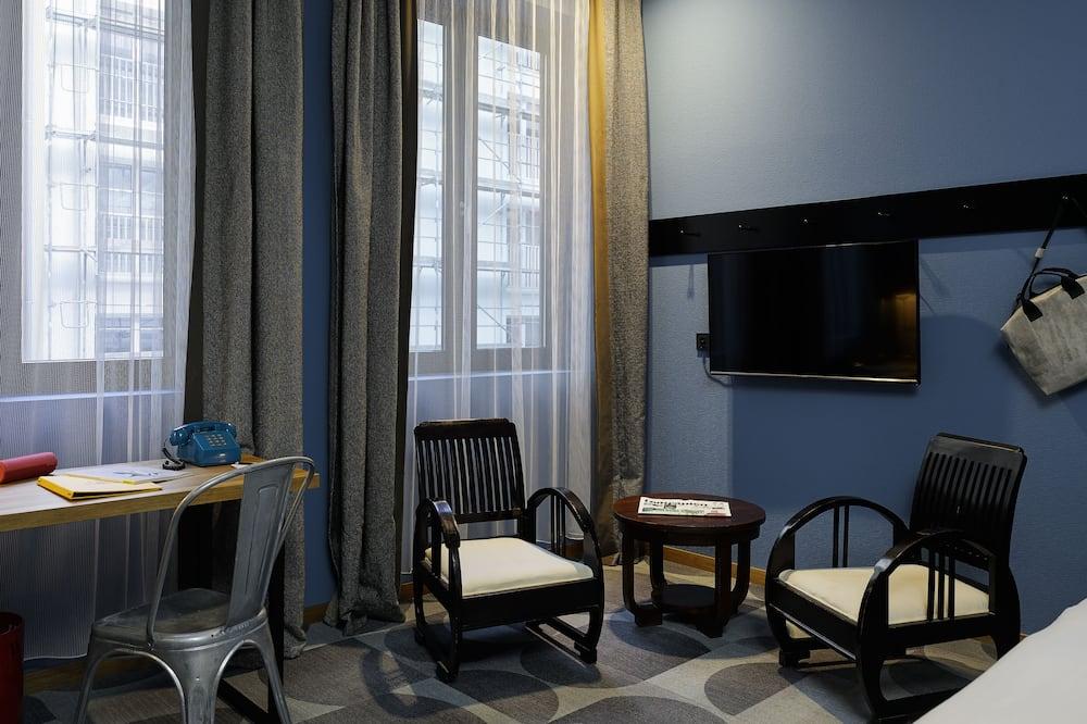 Oda (L Room) - Oturma Alanı