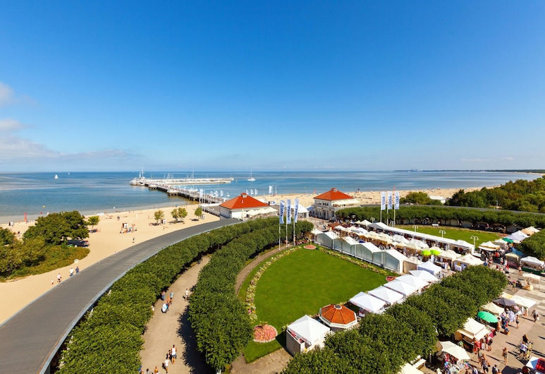 Sheraton Sopot Hotel, Sopot, Deluxe Room, 1 King Bed, Non Smoking, Guest Room