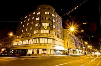 Praga — zdjęcie hotelu Hotel Harmony