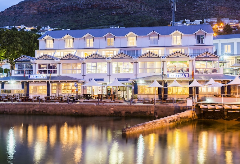 aha Simon's Town Quayside Hotel, Cape Town, Hotel Front – Evening/Night