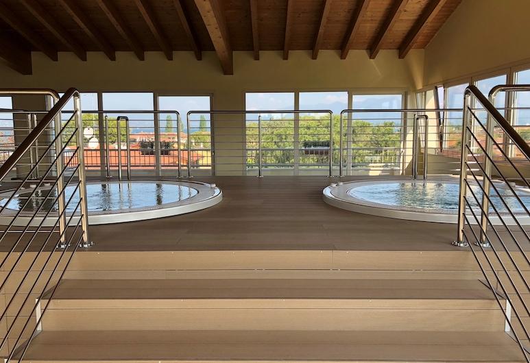Hotel Du Parc, Sirmione, Kapalı Yüzme Havuzu