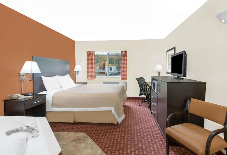 Days Inn by Wyndham Ames, Ames, Studio Suite, 1 Queen Bed, Non Smoking, Guest Room