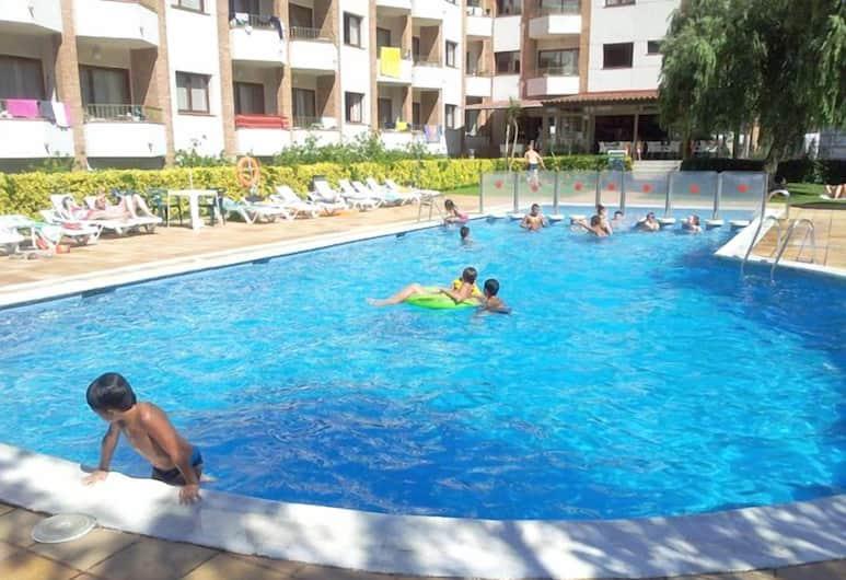 ApartHotel Las Mariposas, Lloret de Mar, Basen odkryty