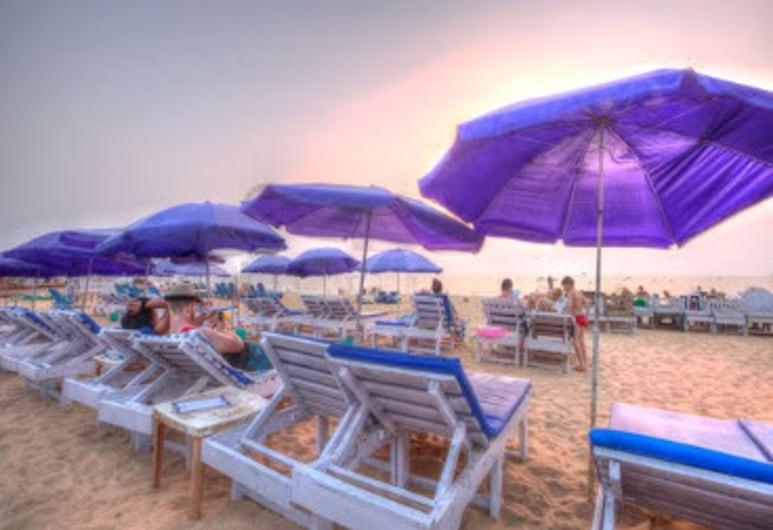 海洋之星海灘度假村 - 果阿美麗酒店, Calangute, 外觀