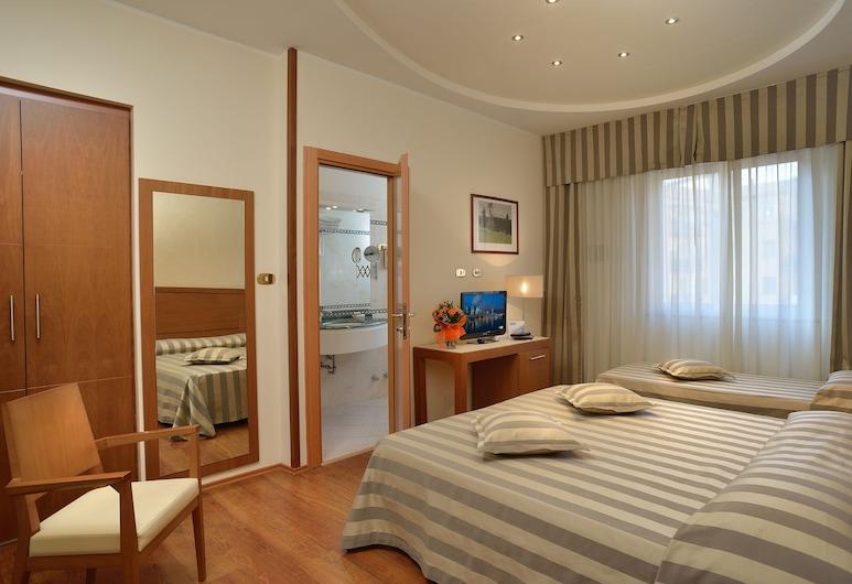 Hotel Astor, Bolonha, Quarto Duplo Clássico para 1 Pessoa, Quarto