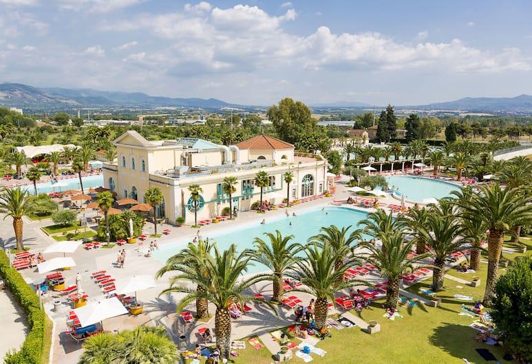 Victoria Terme Hotel, Tivoli, Vaizdas iš viešbučio