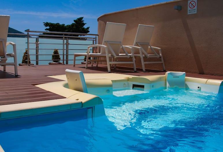 Berkeley Hotel & Day Spa, Dubrovnik, Utendørsbasseng