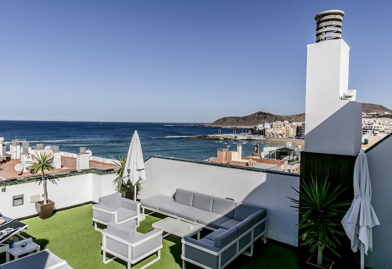 Exe Las Palmas, לאס פאלמס דה גראן קנריה, מרפסת/פטיו
