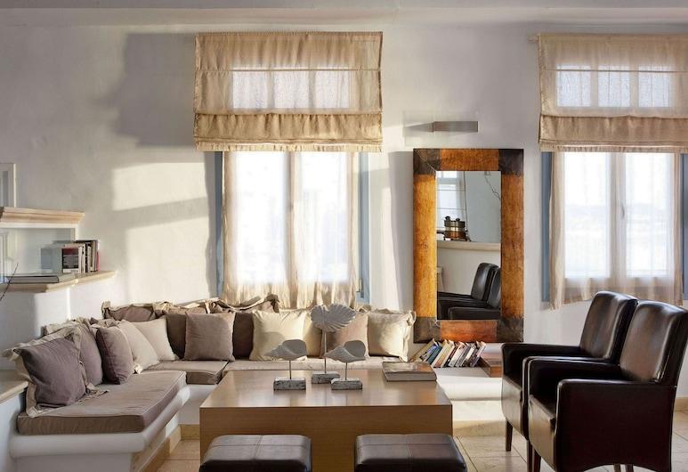 Harmony Boutique Hotel, Mykonos, Receção