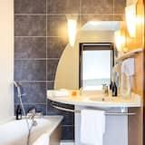 開放式客房, 2 張標準雙人床 - 浴室