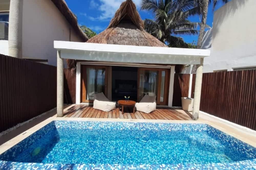 Værelse - Terrasse/patio