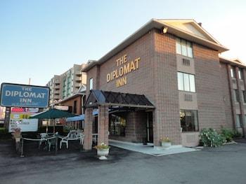 Selline näeb välja Diplomat Inn, Niagara juga