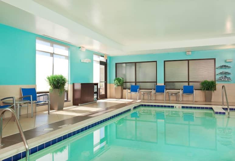 SpringHill Suites by Marriott Chesapeake Greenbrier, Chesapeake, Kapalı Yüzme Havuzu