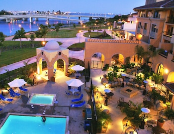 Nuotrauka: Courtyard by Marriott San Diego Airport/Liberty Station, San Diegas