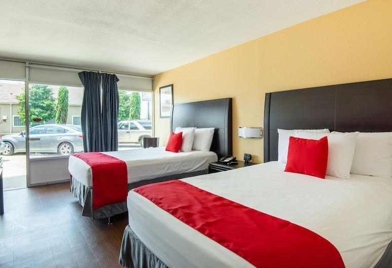 Hotel Bel-Air Orlando, Orlando, Pokój, 2 łóżka podwójne, Pokój