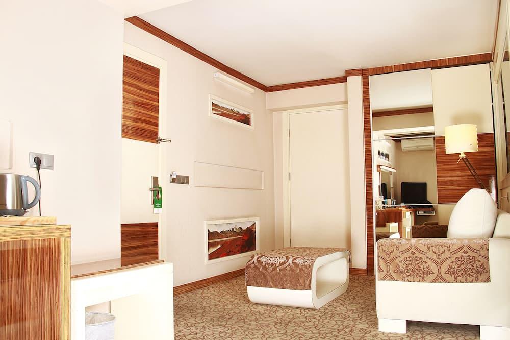 Executive İki Ayrı Yataklı Oda - Oturma Alanı