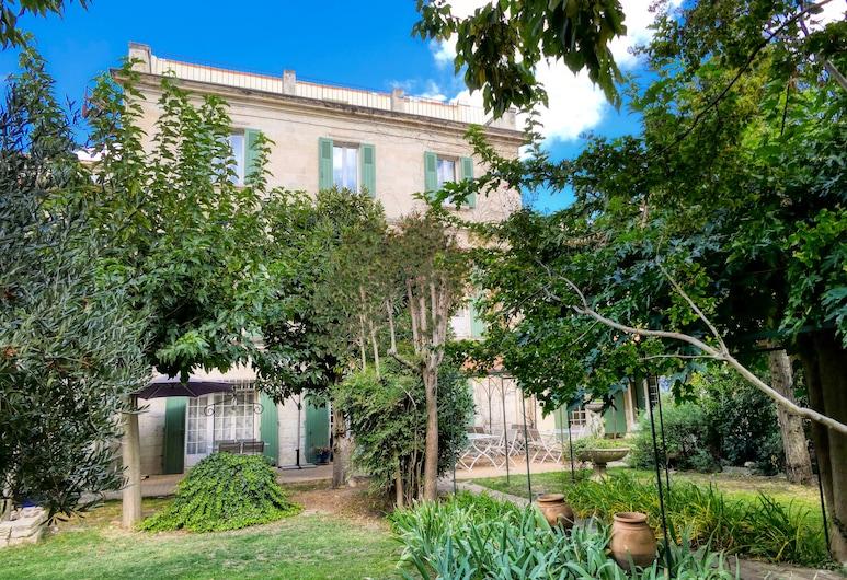Au Saint Roch - Hotel et Jardin, Avignon, Ogród