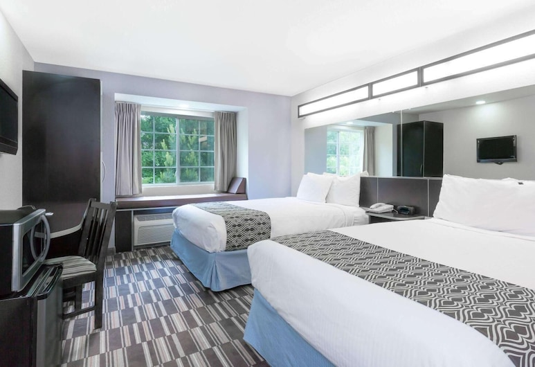Microtel Inn & Suites by Wyndham Hoover/Birmingham, Birmingham, Bilik Tamu