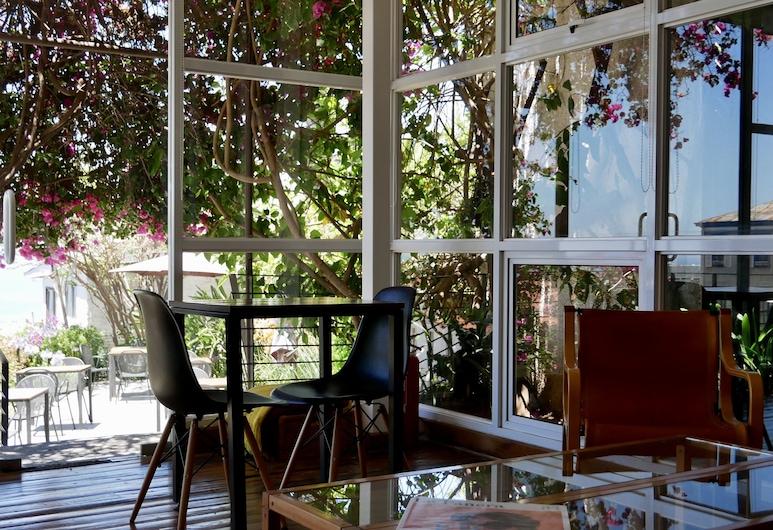 Zero Hotel, Valparaíso, Terraza o patio