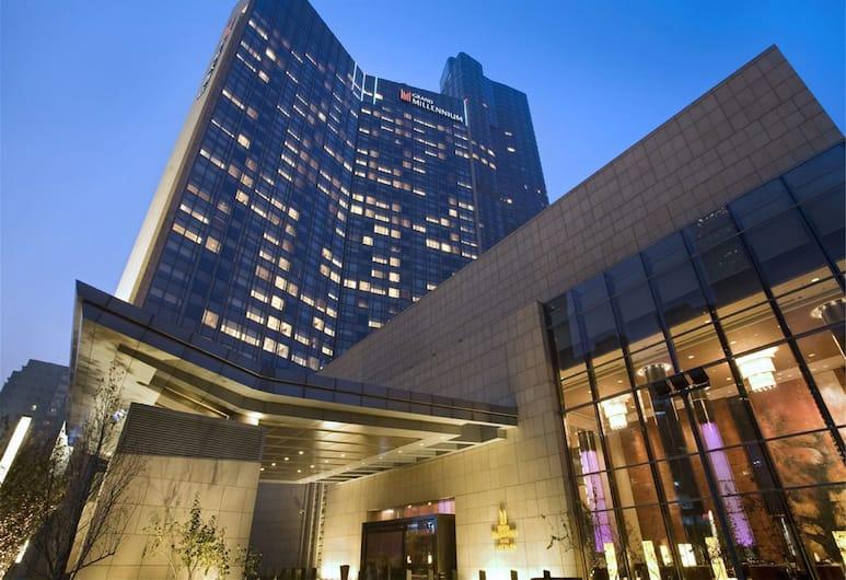 Grand Millennium Beijing, Beijing, Hotel Front