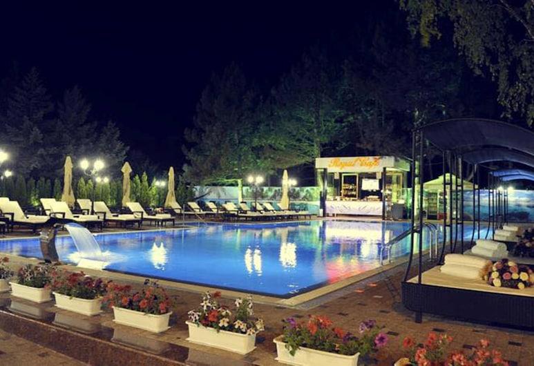 Club Royal Park Hotel, Chisinau, Svømmebasseng