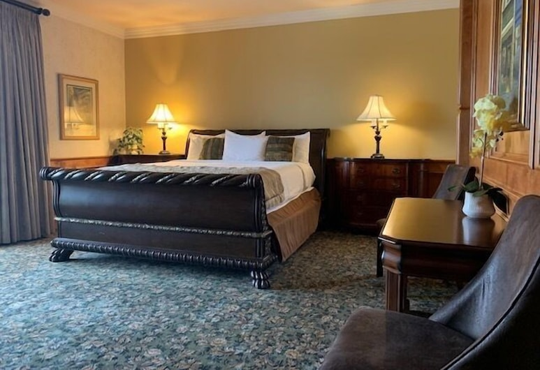 Inn at Churon Winery, Temecula, Standard Double Room, Ensuite (Vineyard View Deluxe Suit), Guest Room