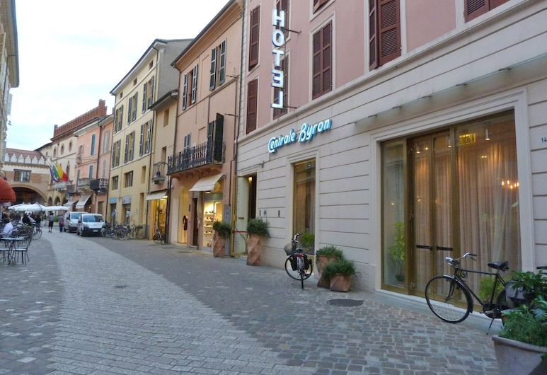 Hotel Centrale Byron, Ravenna