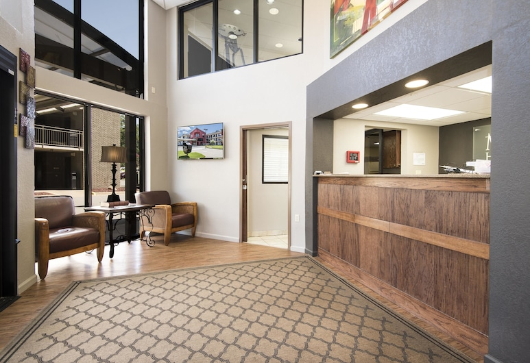 Markham House Suites - Little Rock Medical Center, Little Rock, Lobby Sitting Area