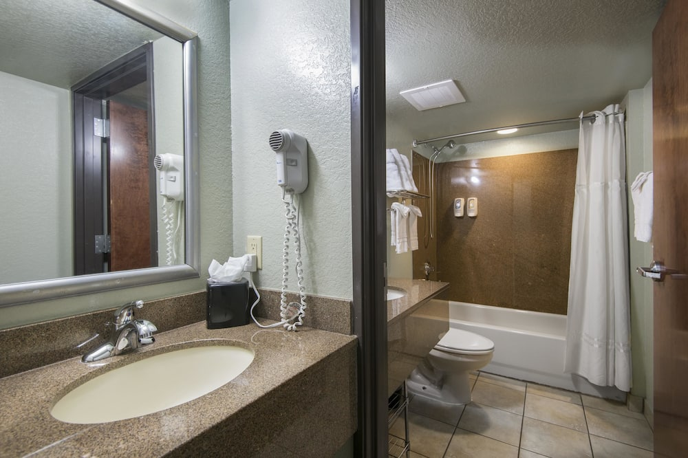 Executive Suite, 2 Bedrooms, Kitchen - Bathroom