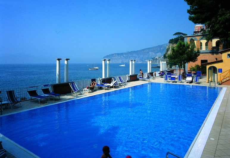 Grand Hotel Europa Palace, Sorrento, Rooftop Pool