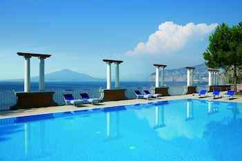 Sorrento bölgesindeki Grand Hotel Europa Palace resmi
