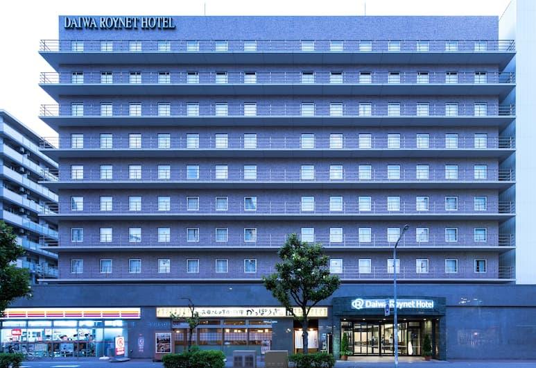 神戶三宮戴哇魯內酒店, 神戶, 酒店正面