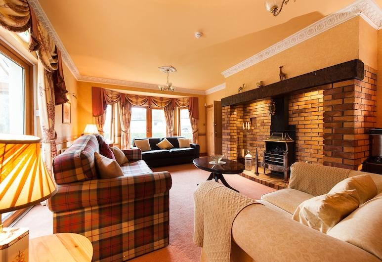Kildonan Lodge Hotel, Edinburgh, Woonruimte