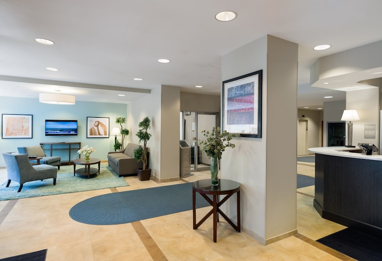 Candlewood Suites New York City-Times Square, New York, Vestibyle