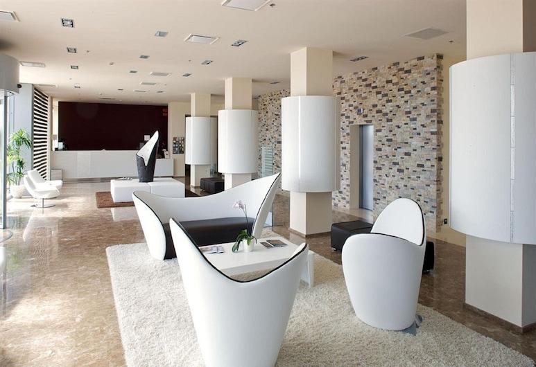 Grand Hotel Mattei, Ravenna, Lobbylounge