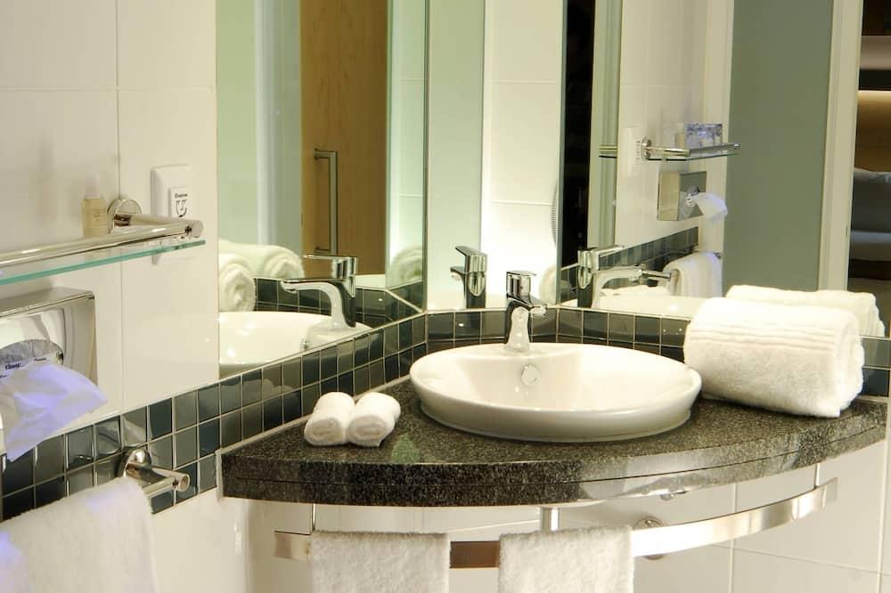 Habitación estándar, 1 cama individual, no fumadores - Cuarto de baño