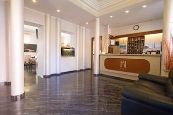 Selline näeb välja Hotel Adriano, Turin